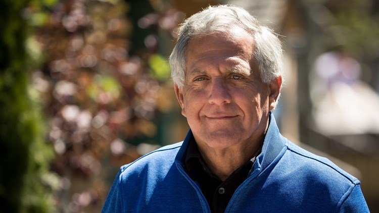 CBS CEO Leslie Moonves accused of inappropriate conduct