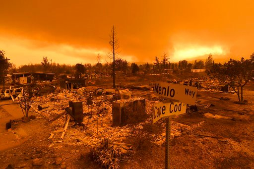 California wildfires: Officials 'optimistic' despite growing death toll
