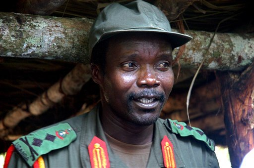 This July 31, 2006 file photo shows Joseph Kony, leader of the Lord's Resistance Army. (AP Photo, File)