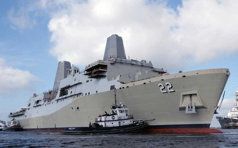 Photo courtesy US Navy