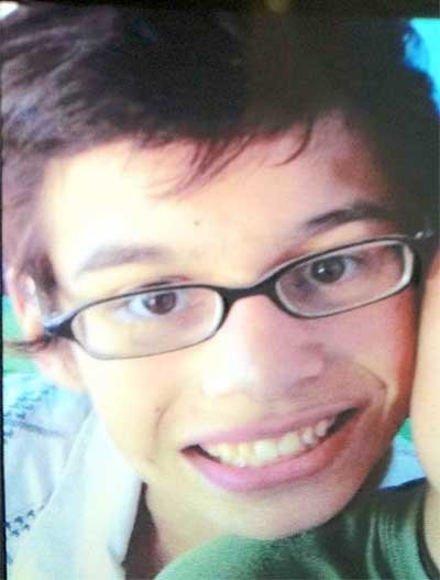 Geoffrey Antibagos was last seen Tuesday afternoon at the Amaya trolley station in La Mesa.