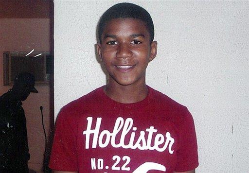 Trayvon Martin. (AP Photo)