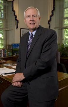 Penn State President Rodney Erickson (photo Penn State)