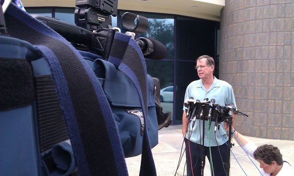 Chargers head coach Norv Turner addresses the media about the death of former player Junior Seau.