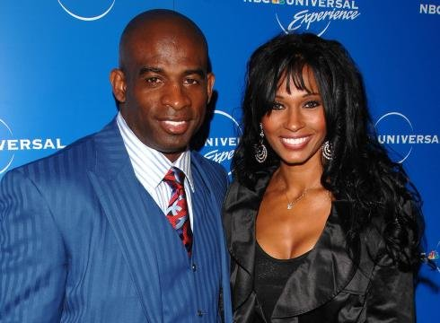 Both Deion and Pilar Sanders already face simple assault charges, also misdemeanors.