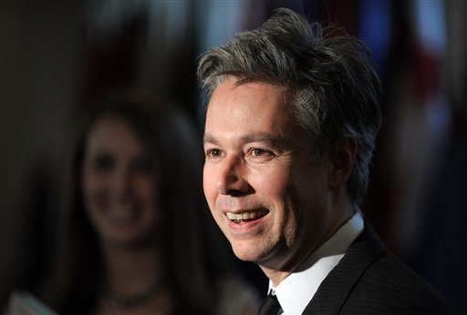FILE - In this May 12, 2009 file photo, musician Adam Yauch from the Beastie Boys, attends a special evening to honor artist Ross Bleckner's appointment as Goodwill Ambassador at the United Nations. (AP Photo/Evan Agostini, file)