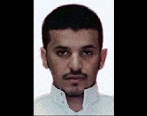 FILE - This undated file photo released Oct. 31, 2010, by Saudi Arabia's Ministry of Interior purports to show Ibrahim Hassan al-Asiri. (AP Photo/Saudi Arabia Ministry of Interior, File)