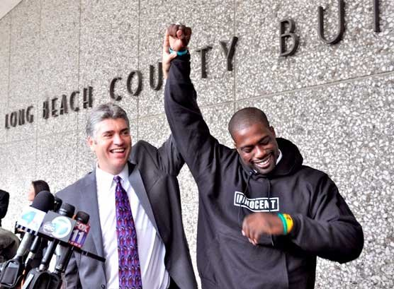 Photo from California Innocence Project