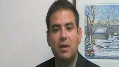Anthony Sanchez, Imperial Irrigation District Director