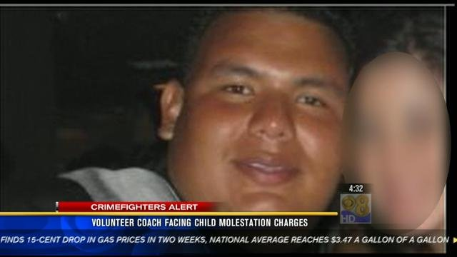 Carlos Ojeda is seen here in this video screen image.