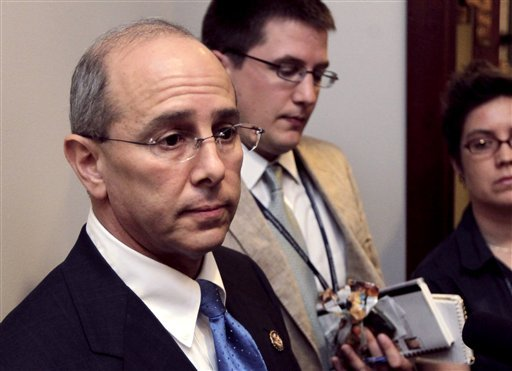 Chairman Rep. Charles Boustany, R-La. (AP Photo/J. Scott Applewhite, File)