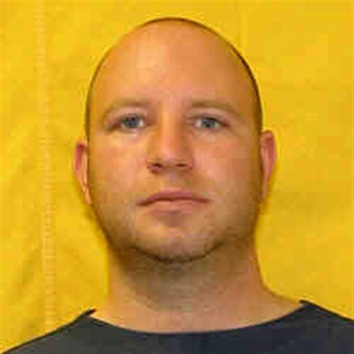 This undated photo released by the Ohio Department of Rehabilitation and Correction shows Thomas J. Fritz, 38, of Sylvania, Ohio, who served a one-year sentence on a 2007 third-degree criminal sexual conduct conviction.