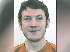 James Holmes (Credit: University of Colorado Denver)