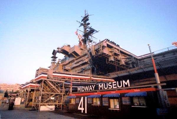 Photo courtesy of USS Midway Museum