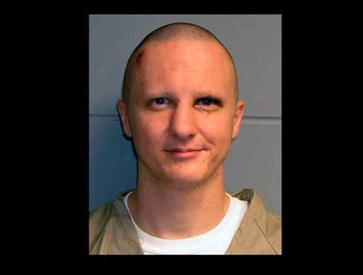 © FILE - This photo released Tuesday, Feb. 22, 2011, by the U.S. Marshal's Service shows Jared Lee Loughner, the suspect in the Tucson shooting rampage that killed six people and left several others wounded, including then-U.S. Rep. Gabrielle Giffords.