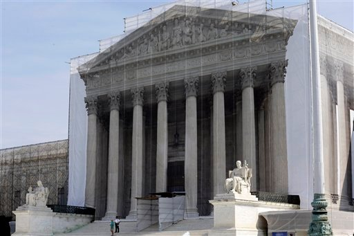  The Supreme Court is embarking on a new term beginning Monday that could be as consequential as the last one with the prospect for major rulings about affirmative action, gay marriage and voting rights.