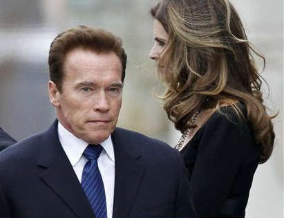 "© chwarzenegger says his lifelong penchant for secrecy and ability to put his emotions ""on deep freeze"" led him to keep many secrets from his wife Maria Shriver, eventually causing the dissolution of their marriage."