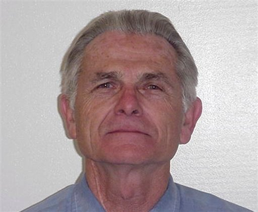 In this undated file photo provided by the California Department of Corrections and Rehabilitation shows Bruce Davis.