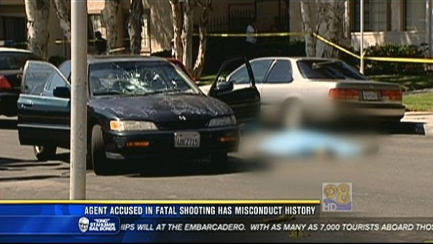 Chula Vista shooting scene (Sept. 28, 2012)