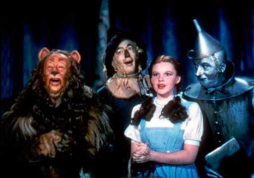 "© Judy Garland's original costume from ""The Wizard of Oz"" will be up for sale at Julien's Auctions in November 2012."