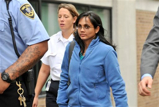 © Dookhan is accused of faking drug results, forging signatures and mixing samples at a state police lab. State police say Dookhan tested more than 60,000 drug samples involving 34,000 defendants during her nine years at Hinton State Laboratory Institute.