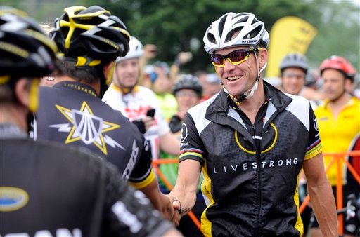 © Even after whistleblowers unveiled their scathing report portraying Armstrong as an unrepentant drug cheat, the argument over what to make of his life story rages on.
