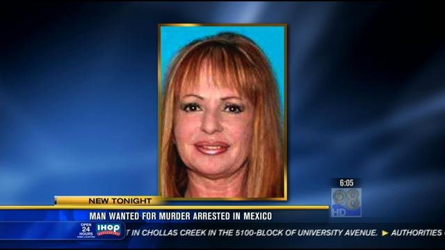 The body of 47-year-old Christine Stewart was discovered in a Poway hotel room on August 8, 2012.