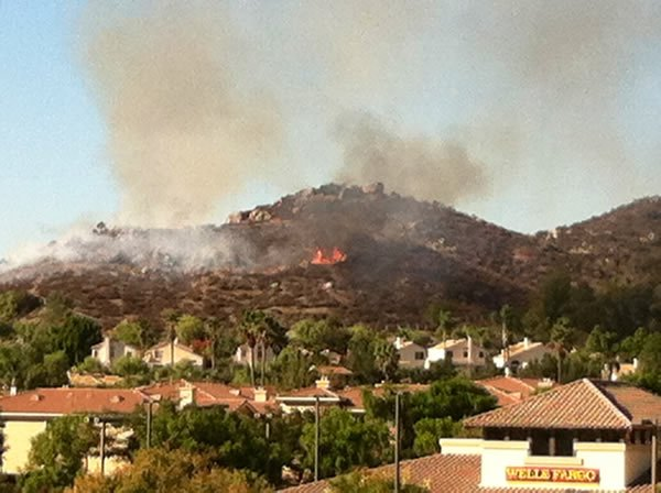 Image courtesy News 8 viewer Daniel Silva.