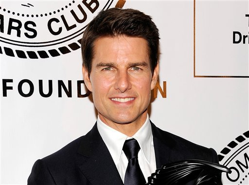 © Authorities say a security guard at Tom Cruise's Beverly Hills, Calif., mansion used a stun gun on a trespasser who turned out to be an intoxicated neighbor who may have mistakenly entered the property.
