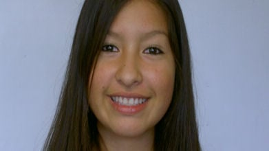 Cindy Garcia (2009 photo at age 14)