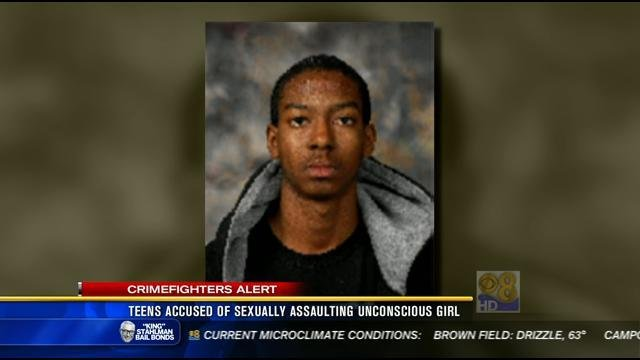 Raatib Quidar Prince, 18, was arrested Friday on sexual assault charges.