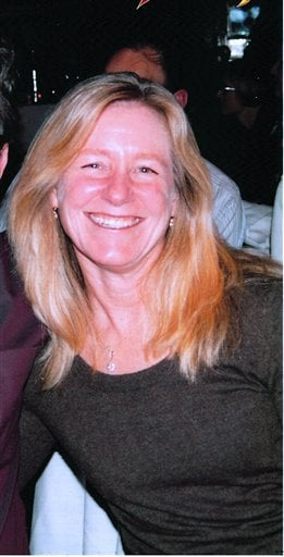 In this undated photo released by the Clackamas County Sheriff's Dept. is Cindy Ann Yuille, 54, of Portland, Oregon who was killed in a shooting rampage at an Oregon mall Tuesday Dec. 11, 2012.  (AP Photo/Clackamas County Sheriff's Dept.)