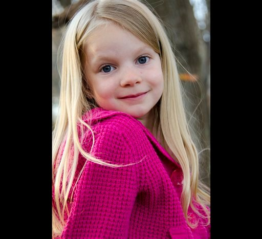 © This 2012 photo provided by the family shows Emilie Alice Parker.