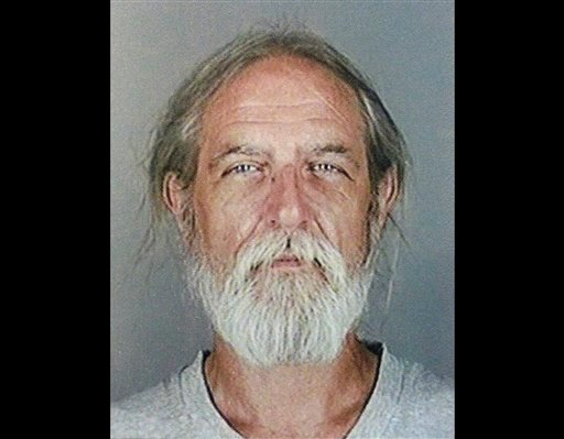 © This 2006 image provided by the Monroe County Sheriff's Department shows William H. Spengler Jr. Authorities say Spengler, 62, set a house and car ablaze Monday, Dec. 24, 2012 in Webster, N.Y.