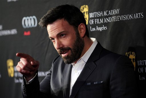 © Actor Ben Affleck arrives at the BAFTA Awards Season Tea Party at The Four Seasons Hotel on Saturday, Jan. 12, 2013, in Los Angeles.