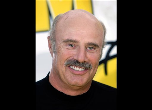 FILE - In this July 24, 2007 file photo, Dr. Phil McGraw is shown in Los Angeles. (AP Photo/Matt Sayles, File)