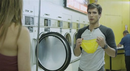 © This undated screenshot provided by Tide shows the company's Super Bowl advertisement. (AP Photo/Tide)