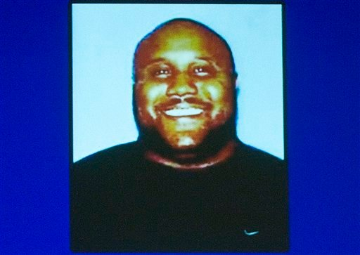© In this image provided by the Irvine, Calif., Police Department via The Orange County Register, former Los Angeles police officer Christopher Jordan Dorner is shown. (AP Photo/Irvine Police Department via The Orange County Register)