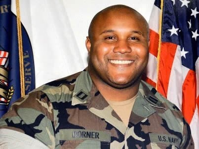 © Image of former Los Angeles officer Christopher Dorner. Dorder is suspected of killing a couple over the weekend and opening fire on four officers early Thursday, February 7, 2013, killing one.
