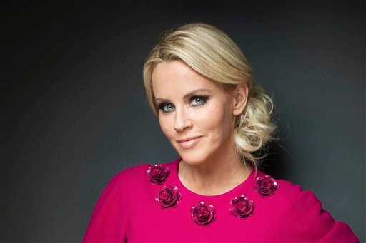 "© This Feb. 4, 2013 photo shows American comedian, actress, and author, Jenny McCarthy posing for a portrait, in New York. McCarthy is host of ""The Jenny McCarthy Show,"" debuting Friday, Feb. 8, on VH1. (Photo by Victoria Will/Invision/AP)"