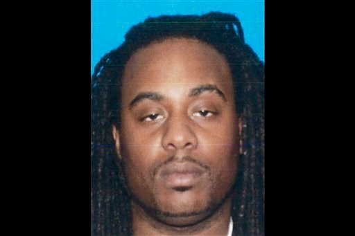 "This April 2011 photo from the California Department of Motor Vehicles shows Kenneth Cherry Jr., also known as rapper ""Kenny Clutch."" (AP)"