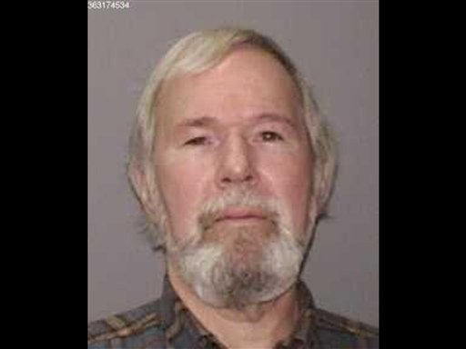 Updated photo from New York State Police shows Kurt R. Meyers, the man being sought in connection with the shooting of six people in two incidents in upstate New York March 13, 2013. (AP Photo/New York State Police)