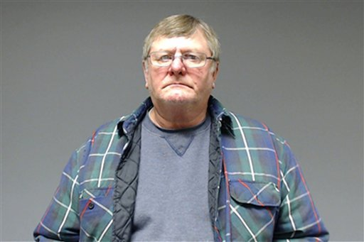 In this undated photo provided by the Pennsylvania State Police shown is Oliver Larry Beck who was convicted of indecent assault of a person less than 13 years of age in Sept., 2011.