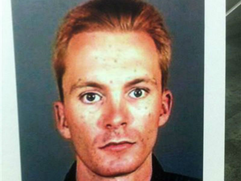 "This undated photo provided by the Los Angeles Police Department on Saturday March 30, 2013 shows Tobias Dustin Summers who was identified as a ""child-kidnapping suspect,"" Los Angeles police said."