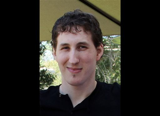 This undated photo provided by the Saddleback Valley Community Church shows Matthew Warren, the son of Pastor Rick Warren.
