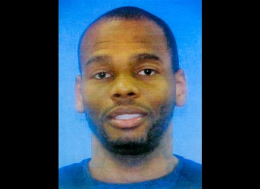 """Gerald """"Skip"""" Murphy, 38, is seen in this photograph provided by the Mercer County Prosecutor's Office in Trenton, N.J., Sunday, May 12, 2013."""