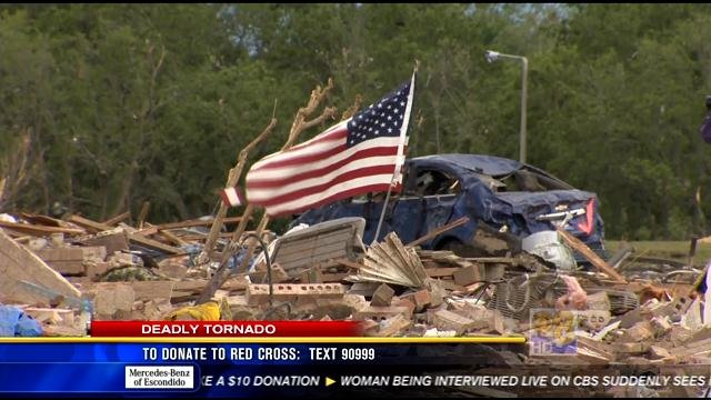 Local agencies prepare to send aid to Oklahoma