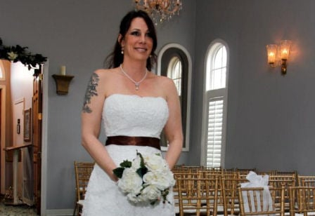 Cynthia Sommer, 39, married for the 3rd time this year in Nashville