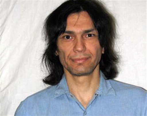 This photo released on Friday June 7,2013 shows convicted killer Richard Ramirez as seen in this June 15, 2007 photo in San Quentin State Prison in Marine County, Calif. (AP Photo/California Department of Corrections and Rehabilitation)