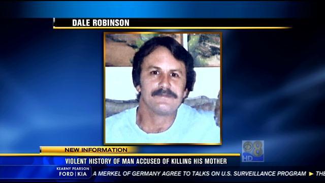 55-year-son Dale Robinson